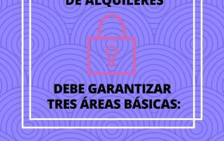 """""""Garantías mínimas de los Seguros de Impagos"""""""